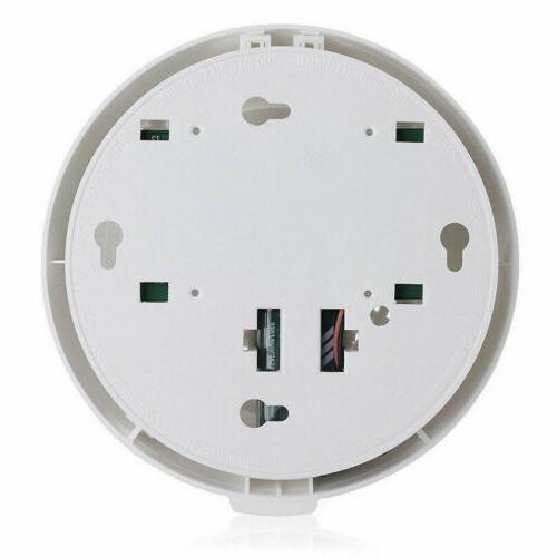 US Sale 2PCS Smoke Alarm 9V