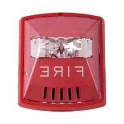 Wheelock WH-HSR Exceder Horn Strobe Red