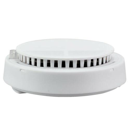 wireless smoke detector fire sensor home alarm
