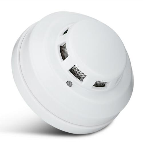 Wireless CO2 Security Fire Sensor System US