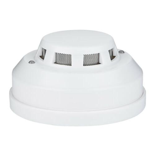 White CO Alarm Sensor System