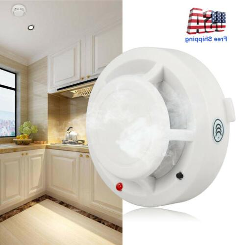 wifi wireless smart smoke detector security alarm