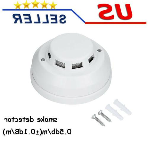 wireless co2 detector home security fire alarm