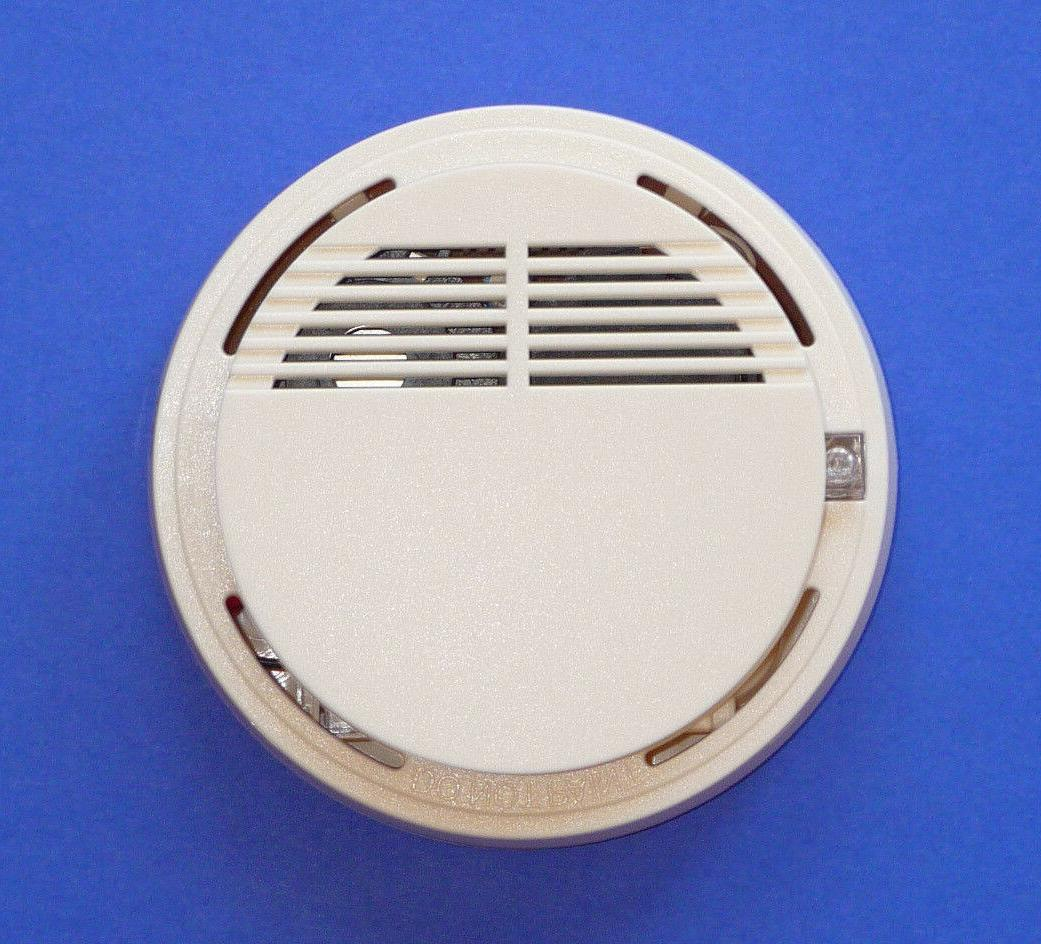wireless home security smoke detector for 433