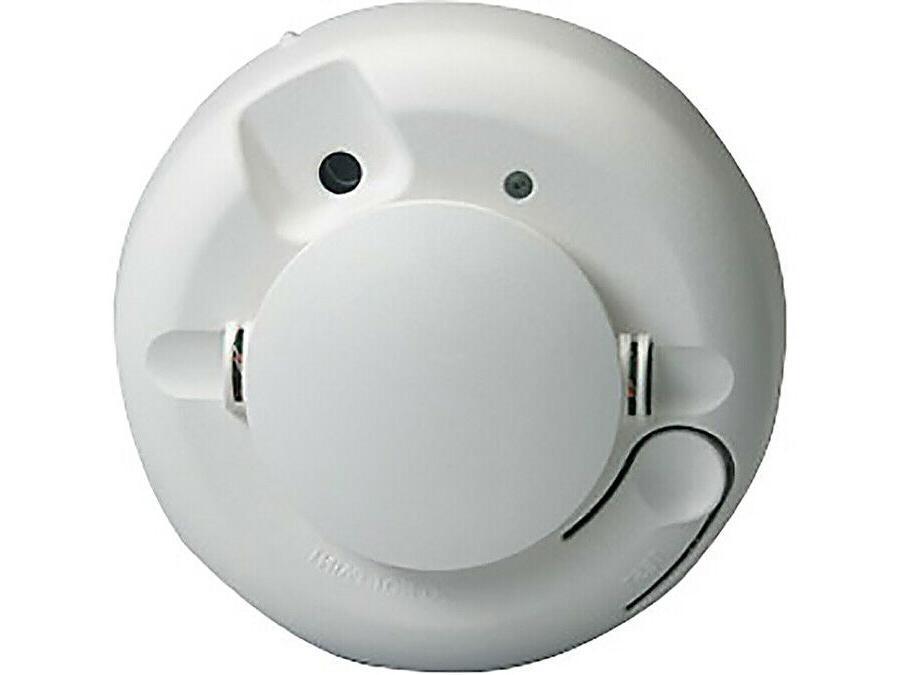 wireless photoelectric smoke detector w sound