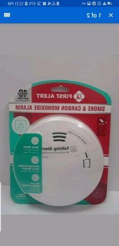 First Alert Wireless Smoke /  & Carbon Monoxide1039871 prc71