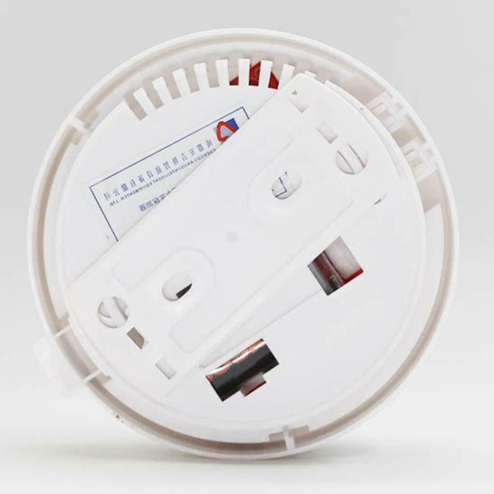 wireless smoke detector fire alarm battery operated