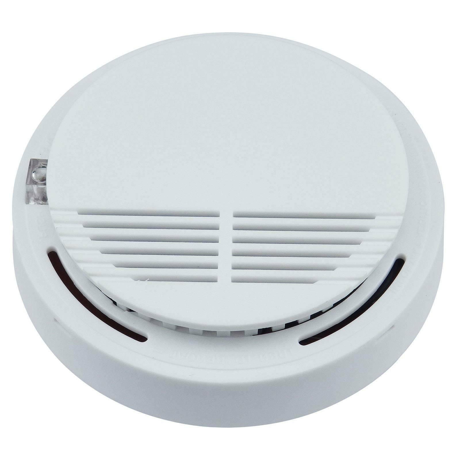 Wireless Smoke Security Fire Alarm System Cordless