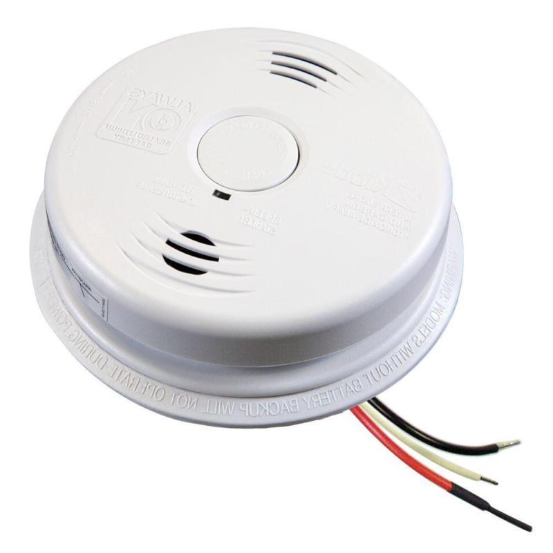 worry free hardwire smoke and carbon monoxide