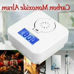 LCD-Carbon-Monoxide CO Detector Smoke Poisoning Gas Sensor M