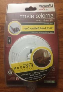 Lifesaver by Kidde Smoke Detector Alarm Front-Load Battery I