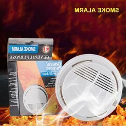 Lot of 5-Pack Smoke Alarm Detector Ionization Sensor Operate