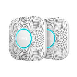 Nest Protect Battery Powered Smoke and Carbon Monoxide Detec