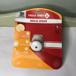 First Alert Micro Photoelectric Smoke Alarm 10yr Sealed Batt
