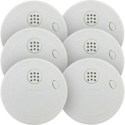 Mini IONIZATION SMOKE ALARM Sensor Battery Home Fire Safety