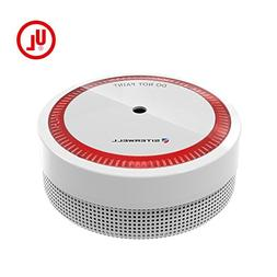 SITERWELL Mini Smoke Detector and Battery Operated Smoke and