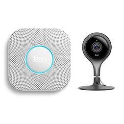 Nest Cam Indoor 1080p Security Camera with Protect Battery S