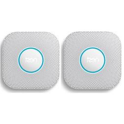 Nest Protect 2nd Gen Battery-Powered Smoke and Carbon Monoxi