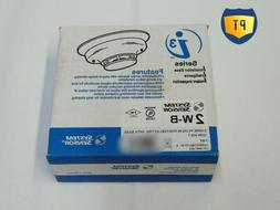 NEW SYSTEM SENSOR 2W-B Smoke Detector 12/24 VDC 2-Wire with