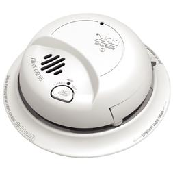 New 6-Pack AC Hardwired 120-Volt Smoke Detector with Battery