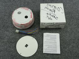 New Gentex 907-1113-002 Photoelectric Smoke Detector w/ Piez