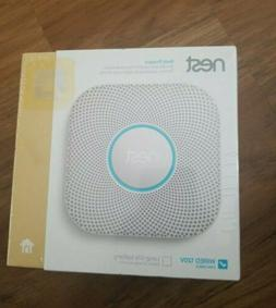 New Brand Nest Protect S3003LWES Wired Carbon Monoxide Smoke