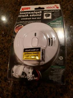 NEW!!  KIDDE Hardwire Smoke Detector with 9V Battery Backup
