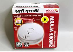*NEW* KIDDE i12010S SMOKE DETECTOR WITH BACK UP BATTERY