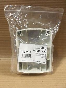New In Bag Cooper Wheelock LSPKBB-W Execeder LED Speaker Sur