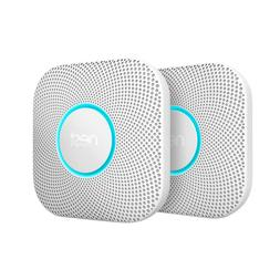 Nest Protect Battery Powered Smoke and Carbon Monoxide Det