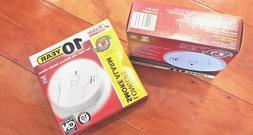 One Kidde Sealed Lithium Battery Power Smoke Alarm I9010