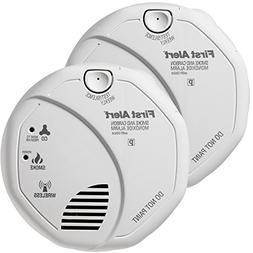 Onelink Wireless Battery Operated Smoke & Carbon Monoxide Al