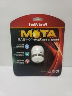 p1010 photoelectric smoke fire alarm