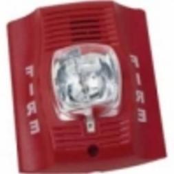 System Sensor P4R - 4 Wire Horn-Strobe Standard Candela - Re