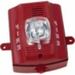 System Sensor P4RK - 4 Wire Outdoor Horn-Strobe Standard CD