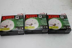 pack of 3 KIDDE 12060 SMOKE ALARM