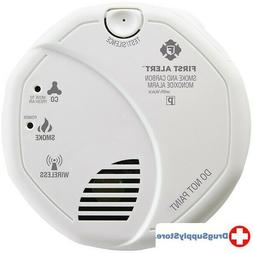 PE Wireless Interconnected Smoke & Carbon Monoxide Alarm wit