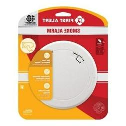 First Alert Photoelectric Smoke Alarm, 10-Year Battery