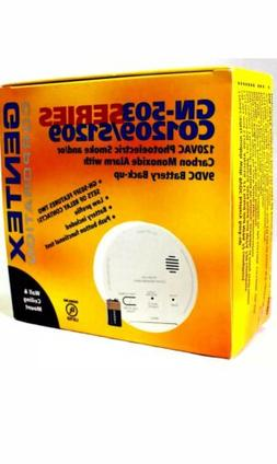 Gentex Photoelectric Smoke Alarm Fire Detector Battery Back-