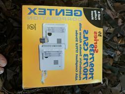 GENTEX Photoelectric Smoke Alarm w/ ADA Compliant 177Cd Stro