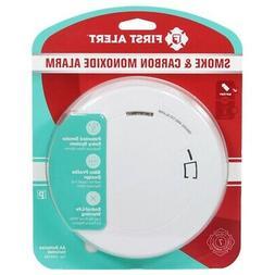 First Alert Photoelectric Smoke & Carbon Monoxide Detector,