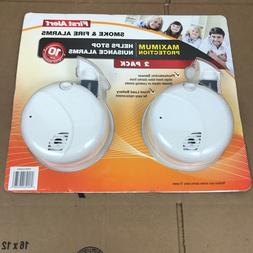 photoelectric smoke fire alarm