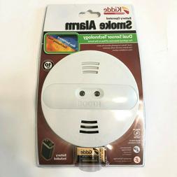 Kidde PI9010 Dual Sensor Battery Operated Smoke Alarm P/N 21