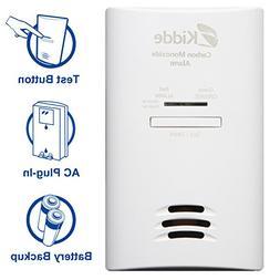 Kidde Plug In Carbon Monoxide Alarm KN-COB-DP2