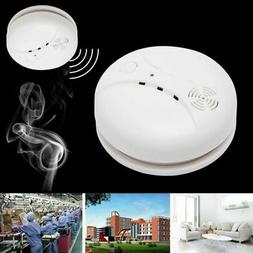 Portable 433MHz Smoke Sensor Alarm Wireless Fire Detector Ho