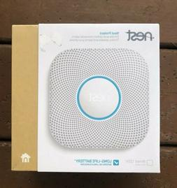Nest Protect! Battery Smoke and Carbon Monoxide Detector