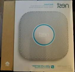 Nest Protect Smoke and Carbon Monoxide Alarm 2nd Gen  **FREE