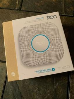 Nest Protect Smoke and Carbon Monoxide Alarm - 2nd Generatio