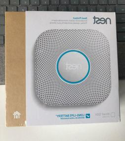 Nest Protect Smoke and Carbon Monoxide Alarm, Battery, S3000