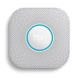 Nest Protect Smoke and Carbon Monoxide Alarm, Battery Powere